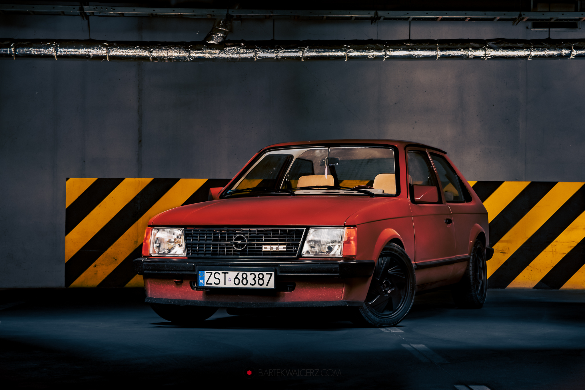 Opel Kadett V6